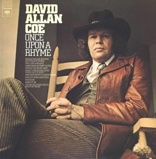 <i>Once Upon a Rhyme</i> 1975 studio album by David Allan Coe
