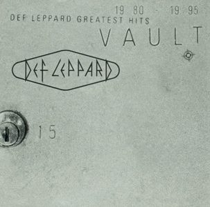 <i>Vault: Def Leppard Greatest Hits (1980–1995)</i> 1995 greatest hits album by Def Leppard