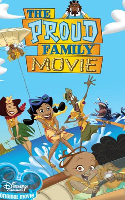the proud family movie wikipedia