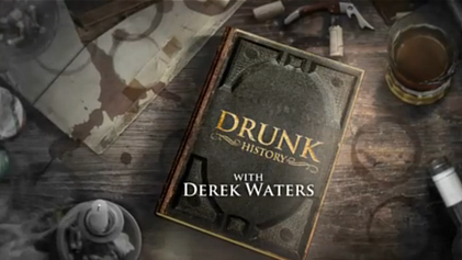 Drunk History Christmas 2011.Drunk History Wikipedia