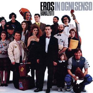 <i>In ogni senso</i> 1990 studio album by Eros Ramazzotti
