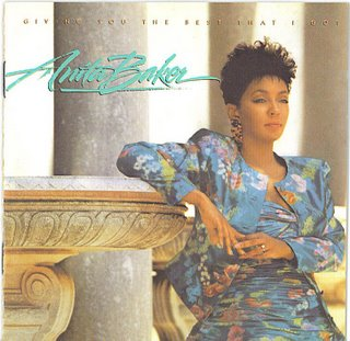 <i>Giving You the Best That I Got</i> (album) album by Anita Baker