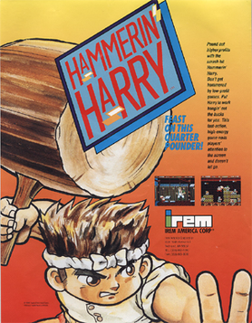 e3ad6737e49 Hammerin' Harry - Wikipedia