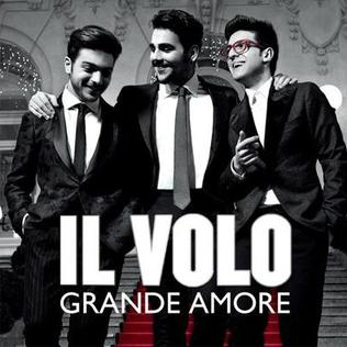 Grande amore song by Italian trio Il Volo