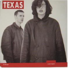In My Heart (Texas song)