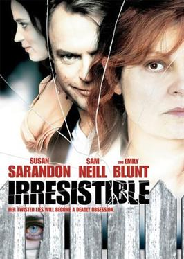 Movie Release poster for Irresistible, courtesy of Palace