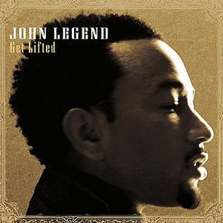 <i>Get Lifted</i> 2004 studio album by John Legend