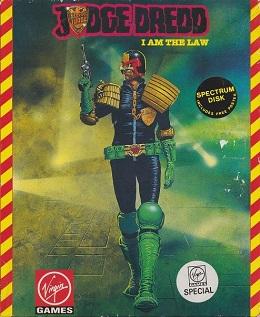 <i>Judge Dredd</i> (1990 video game) 1990 platform shoot em up game