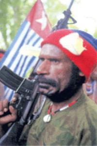 Kelly Kwalik West Papuan rebel