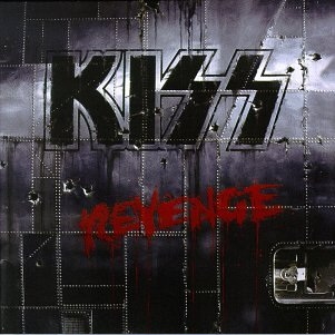 <i>Revenge</i> (Kiss album) 1992 studio album by Kiss