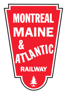 Logo of the Montreal, Maine & Atlantic Railway.png