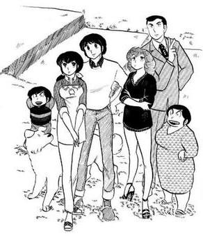 List Of Maison Ikkoku Characters Wikipedia