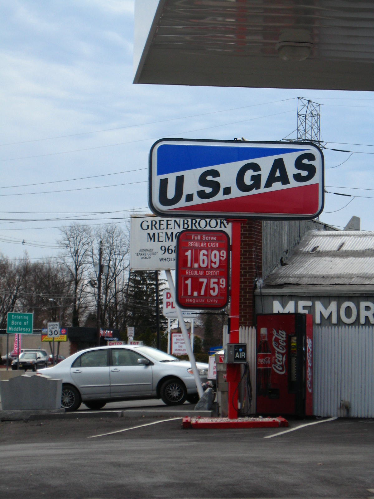Current Natural Gas Prices Nj