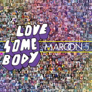 Maroon 5 — Love Somebody (studio acapella)