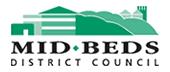 Logo de Sub Bedfordshire Kvartala Konsilantaro