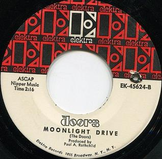 Moonlight Drive 1967 single by The Doors