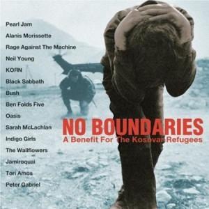 <i>No Boundaries: A Benefit for the Kosovar Refugees</i> 1999 compilation album by Various