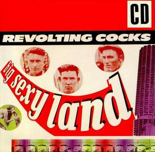 <i>Big Sexy Land</i> 1986 studio album by Revolting Cocks