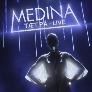 <i>Tæt På - Live</i> 2014 live album by Medina