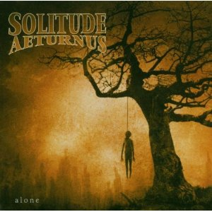 <i>Alone</i> (Solitude Aeturnus album) 2006 studio album by Solitude Aeturnus