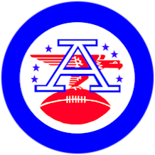 American Football League Professional football league that merged with National Football League in 1970