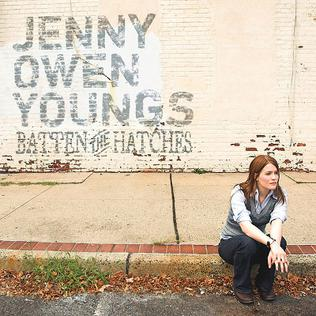 <i>Batten the Hatches</i> 2005 studio album by Jenny Owen Youngs