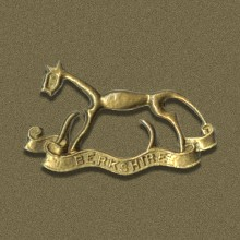 Berkshire Yeomanry auxiliary regiment of the British Army