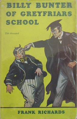 billy bunter of greyfriars school novel wikipedia