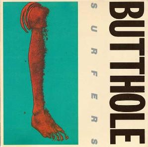 album by Butthole Surfers