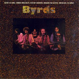 <i>Byrds</i> (album) 1973 studio album by The Byrds