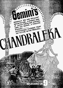 <i>Chandralekha</i> (1948 film) 1948 film by S. S. Vasan