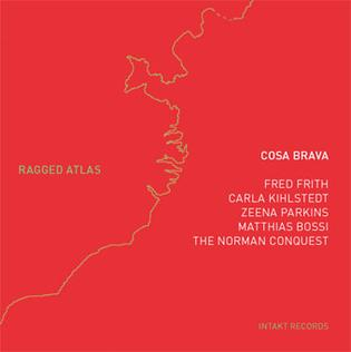 <i>Ragged Atlas</i> 2010 studio album by Cosa Brava