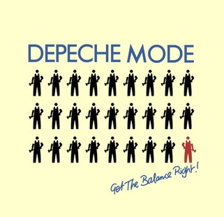 Depeche Mode — Get the Balance Right! (studio acapella)