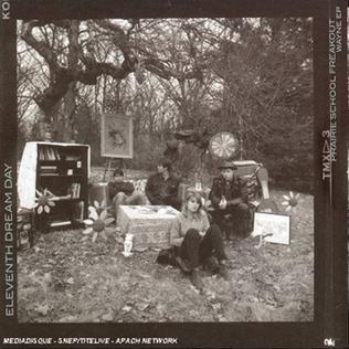 <i>Prairie School Freakout</i> 1988 studio album by Eleventh Dream Day