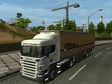 Euro Truck Simulator 21 Link Espanol