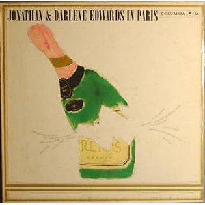 <i>Jonathan and Darlene Edwards in Paris</i> 1960 studio album by Jo Stafford and Paul Weston
