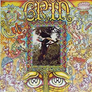 <i>Gone Crazy</i> (album) 1973 studio album by Grin