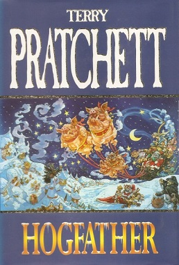 <i>Hogfather</i> Discworld novel by Terry Pratchett