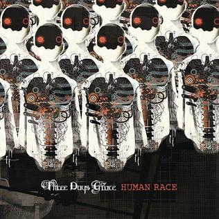 Human Race (song) 2015 single by Three Days Grace