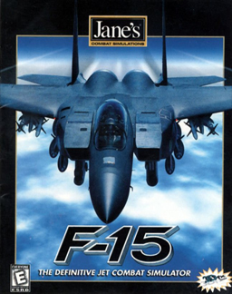 f 15 flight simulator game