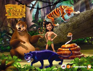 <i>The Jungle Book</i> (TV series) 3D CGI animated television series