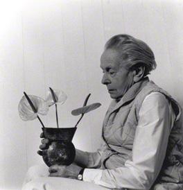Lucie Rie Austrian-born British studio potter