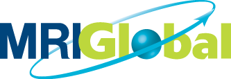 "The words ""MRIGlobal"" in a bold font"