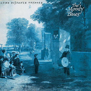 <i>Long Distance Voyager</i> 1981 studio album by The Moody Blues