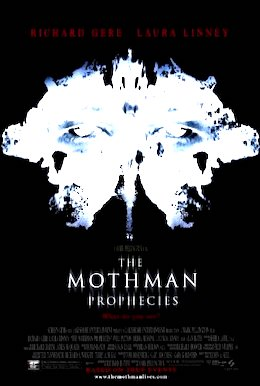 The Mothman Prophecies (2002) movie poster