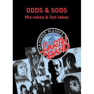 <i>Odds & Sods – Mis-takes & Out-takes</i> 2005 box set by Manfred Manns Earth Band