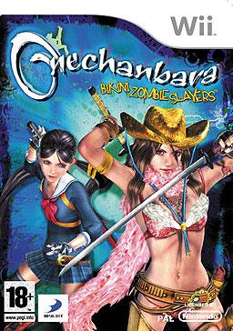 Onechanbara Bikini Zombie Slayers Ring Prizes