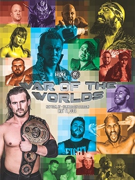 ROH/NJPW War of the Worlds (2014)