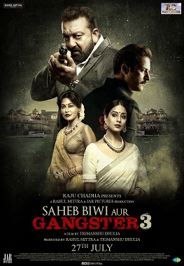 Download Saheb Biwi Aur Gangster 3 2018 HDRip 950Mb Full Movie 480p & 720p