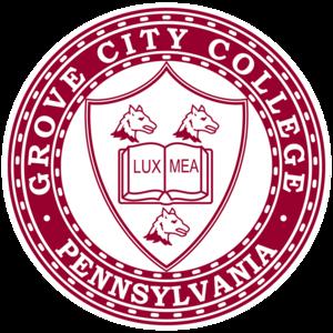 Grove City College College in Pennsylvania, USA